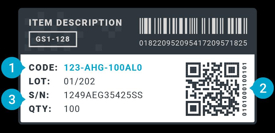 GraniteWMS Warehouse Management barcode